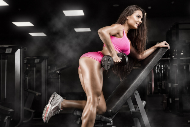 Steroids help in increasing strength and power