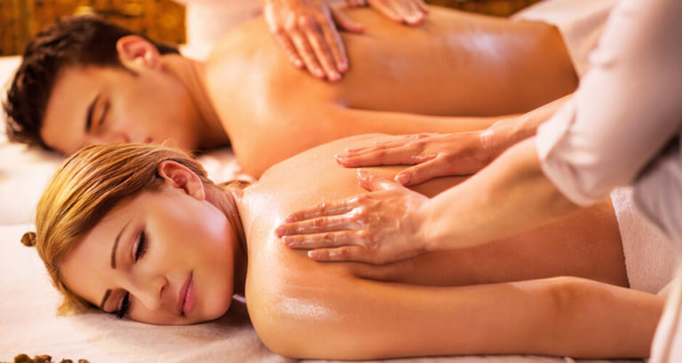 Deep Tissue Massage and Swedish massage